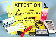 Static Control, ESD, and Anti Static Equipment