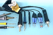 Handpieces, Tips and Accessories
